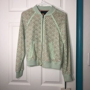 VICTORIA BECKHAM FOR TARGET Lace Bomber Jacket